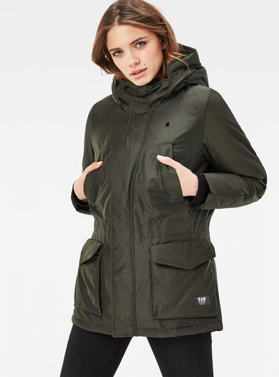 Expedic Hooded Classic Jacket
