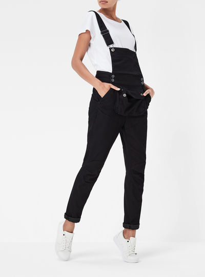5621 3D Pouch Overalls