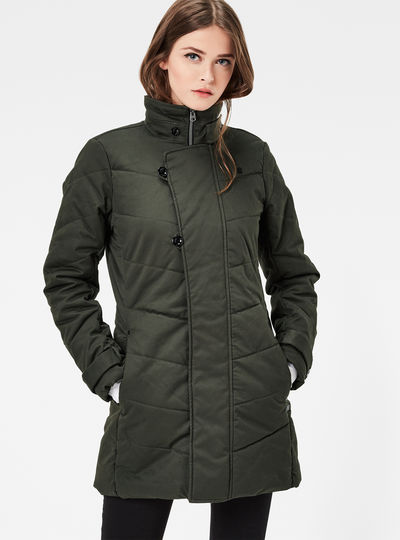 Minor Classic Quilted Coat