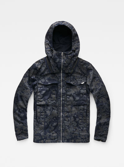 Cirex Vodan Hooded 3D Slim Jacket