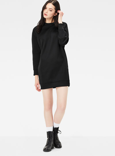 AB Boyfriend Sweat Dress