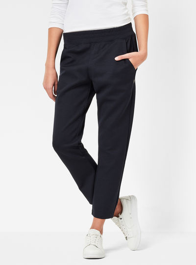 AB Slim Mid Waist Sweat Pants