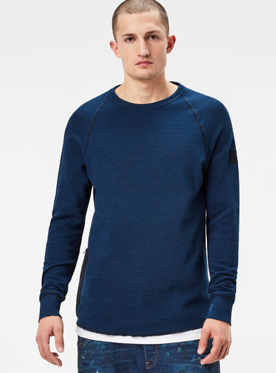 Powel Raglan Sweater