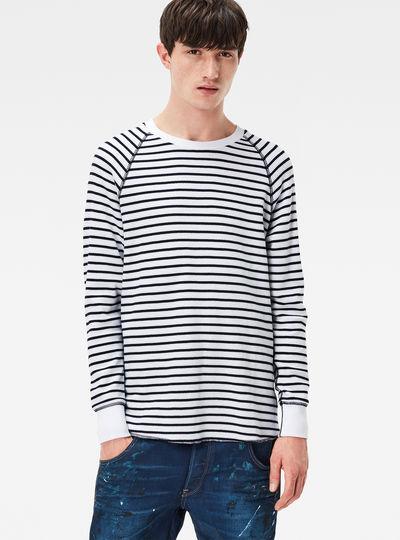 Jirgi Striped Regular Fit Sweater