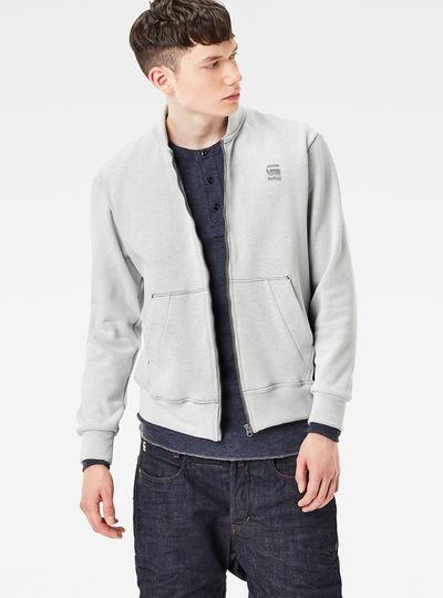 Duxt Bomber Sweater