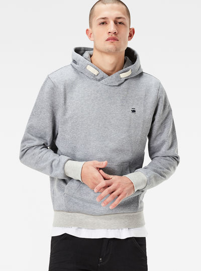 Chian Hooded Regular Fit Sweater