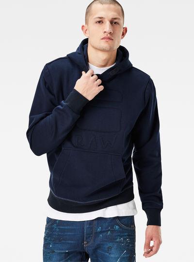 Ceom Hooded Regular Fit Sweater