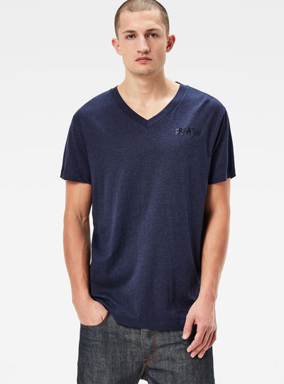 Borick V-Neck Regular Fit T-Shirt