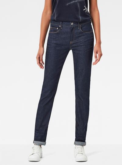 3301 High Waist Straight TU Jeans