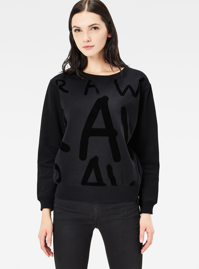 Valince Boyfriend Zip Sweater