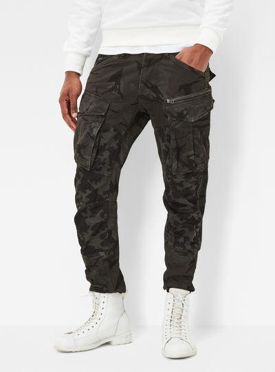Rovic Zip RC 3D Tapered Cargo Pants