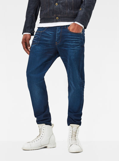 Hedrove Tapered Jeans