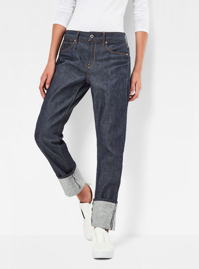 Raw Essentials US First High Waist Jeans