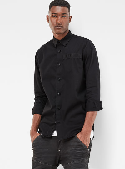 MT Dress Straight Shirt