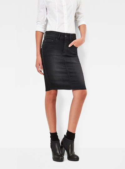 MT Midge Cody Slim Skirt