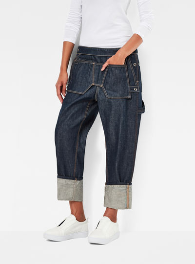 Midge MP Low Waist Boyfriend Jeans