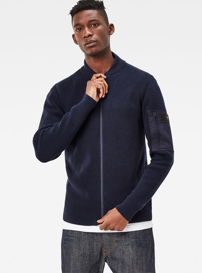 Powel Baseball Regular Fit Knit