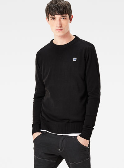 Core Slim Knit Pullover