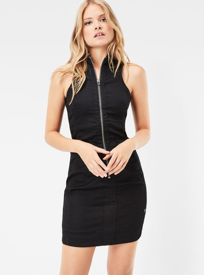 Core Slim Sleeveless Dress