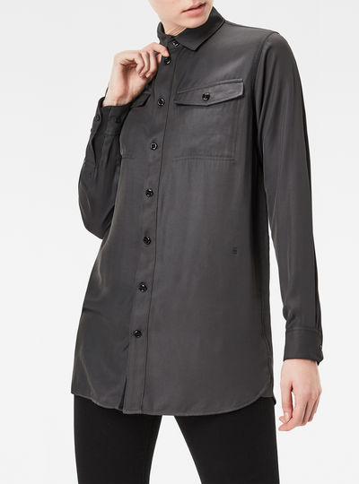 MT Rovic Boyfriend Shirt