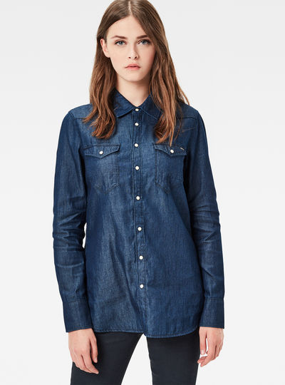 Tacoma Straight Shirt