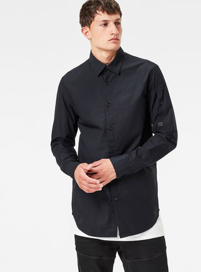 Stalt Clean Straight Shirt