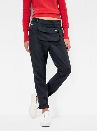 5620 G-Star Elwood 3D Pouch CL Boyfriend Pants