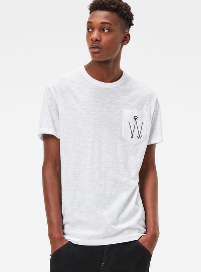 Luxas Pocket Regular Fit T-Shirt