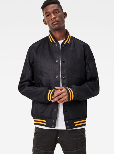 RS Batt Sports Slim Bomber