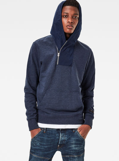 Aero Hooded Sweater