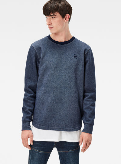 Calow Zip Sweater