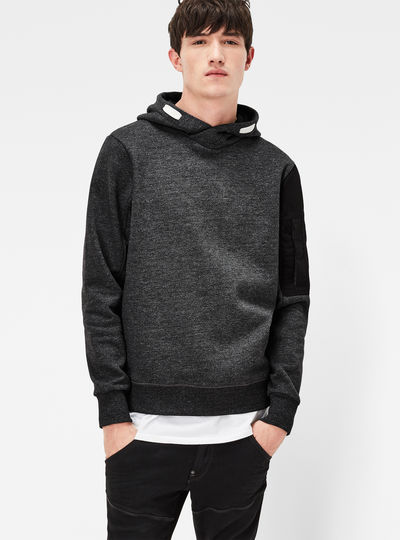 Batt Hooded Sweater