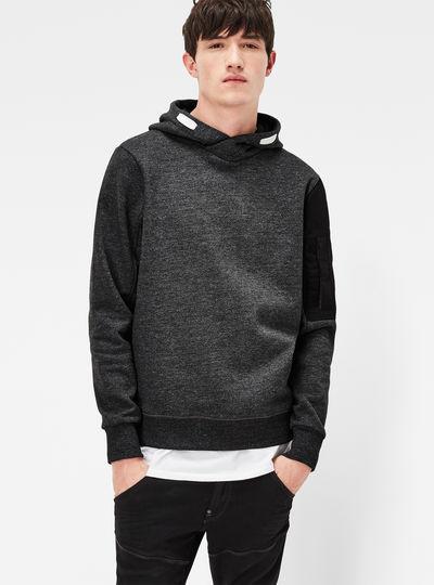 Batt Hooded Sweater