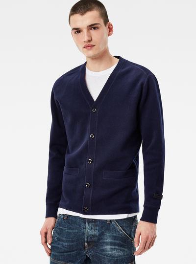 Core Knit Cardigan