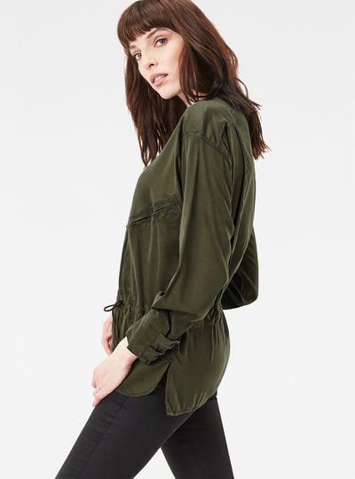 Powel Crusader Boyfriend Shirt
