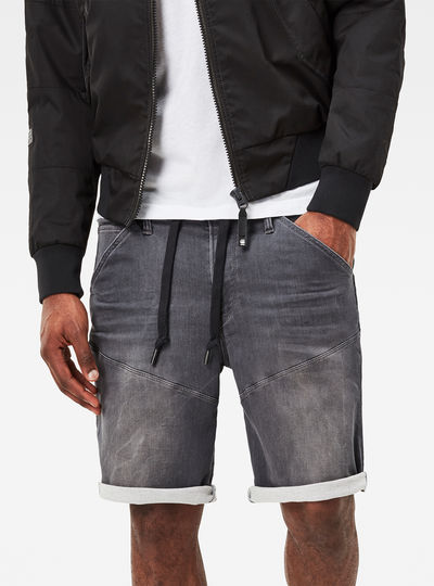 5621 3D Sport 1/2 Length Tapered Shorts