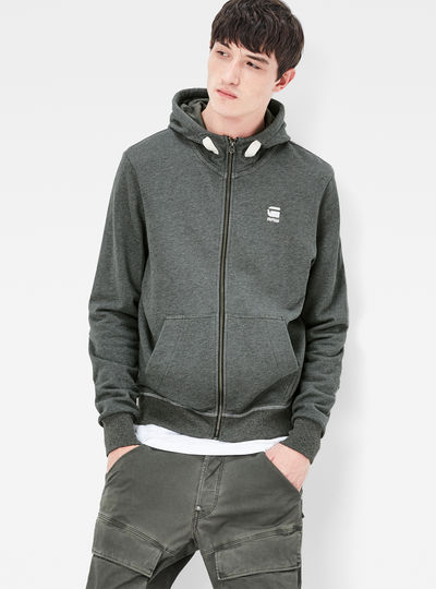 MS Rastr Hooded Sweater