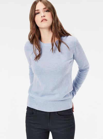 Core Knit Pullover