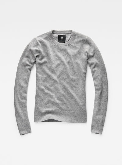 Core Knit Pullover