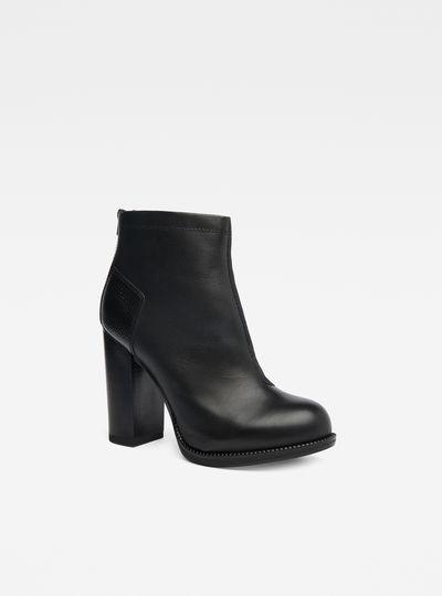 Cryla Zip Boots
