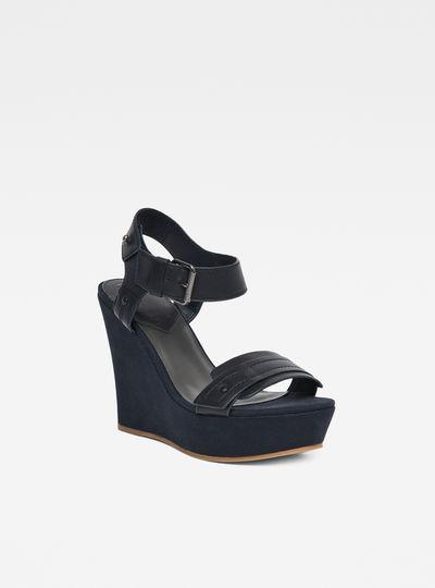 Claro Wedge Sandals