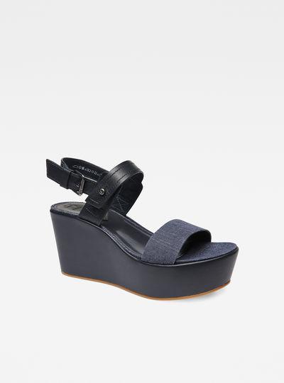 Remi Plateau Sandals