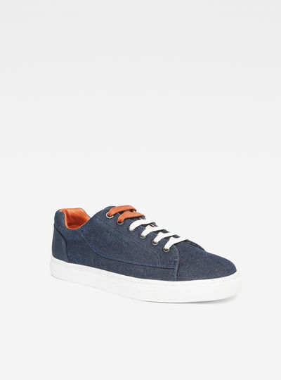 Thec Low Denim Sneakers