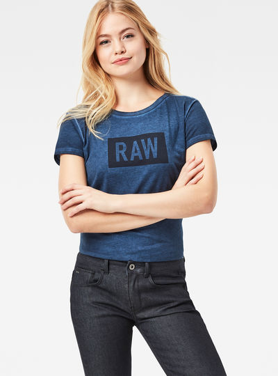 Suphe Straight T-Shirt