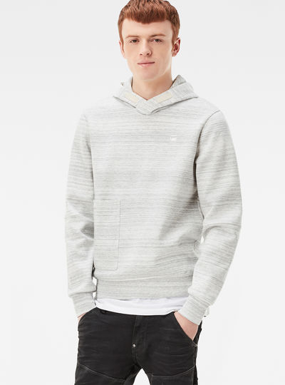 Stalt Hooded Sweater