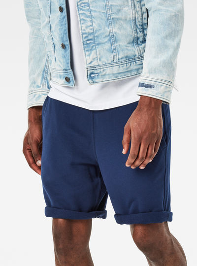 Core 1/2-Length Sweat Shorts