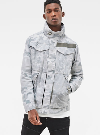 Deline PW Field Jacket