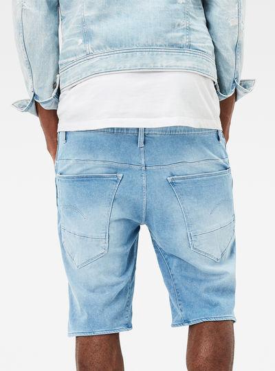 Arc 3D Sport 1/2-Length Jeans