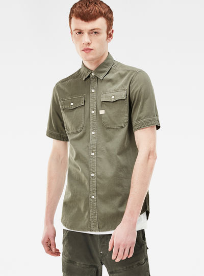 Landoh Deconstructed Shirt