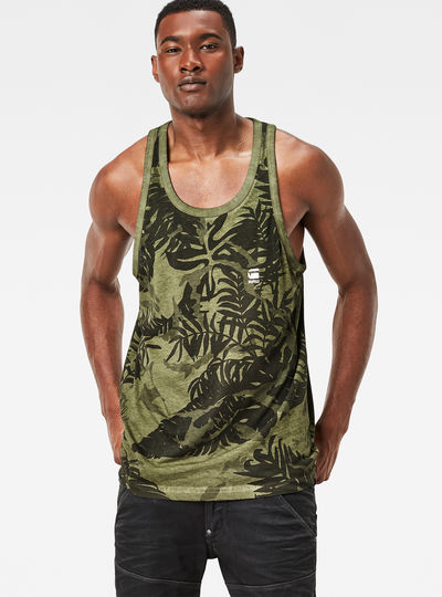 Core Loose Tank Top